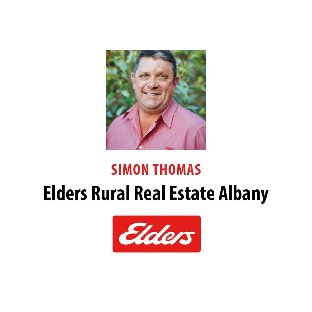 Simon Thomas Elders Rural Real Estate