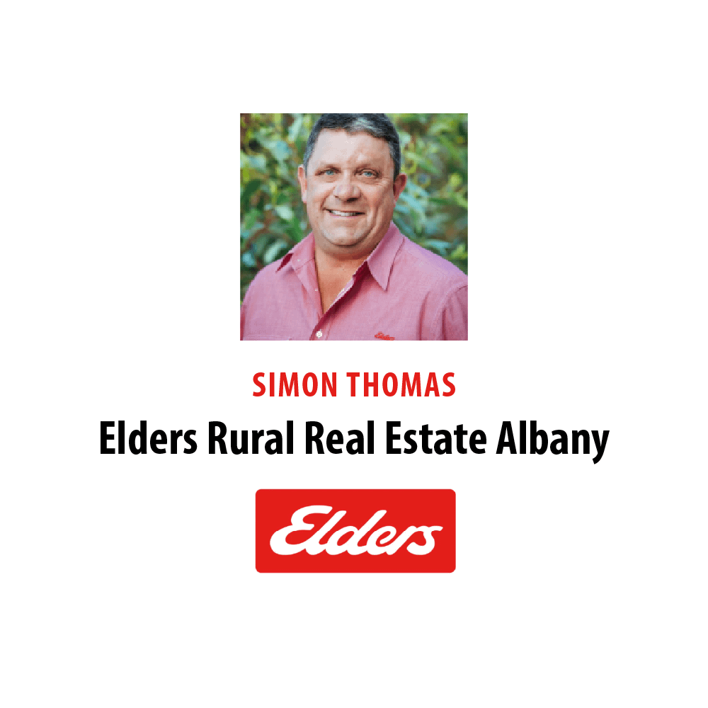 Simon Thomas Elders Rural Real Estate