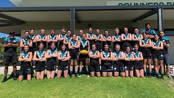 Albany Sharks Women